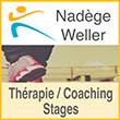 Nadège Weller -  Thérapie émotionnelle pour enfant et adolescent. Stages de développement personnel pour adultes. Coaching personnel. Centre Répit et Ressourcement pour aidant familial. Aide en sevrage tabagique.