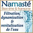 Namasté Filtration, dynamisation et revisalisation de l'eau