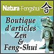 Natura-Fengshui : boutique d'articles zen et fengshui de qualité