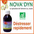 Novadyn effass stress Déstresser rapidement