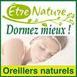 Oreiller naturel végétal bio en Millet, Epeautre, Sarrasin - Fabrication artisanale Être Nature® en Loire Atlantique - oreillers pour votre santé pour un meilleur sommeil réparateur | Etre-nature.fr
