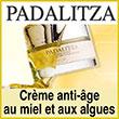 Crèmes naturelles anti-âge et anti-rides - Cosmétiques au miel et aux algues   Padalitza.com