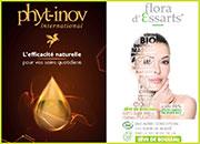Phyt Inov - Site de vente en ligne de compléments alimentaires et de produits cosmétiques - De nombreuses références : Flora d'essarts, Propolis, Asiatonic, pipercumine, Elixir de longue vie...