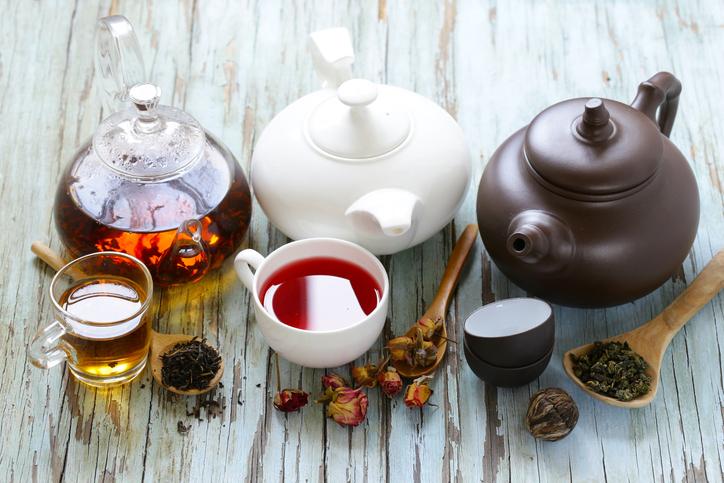 Préparer et réussir un thé sérénité...