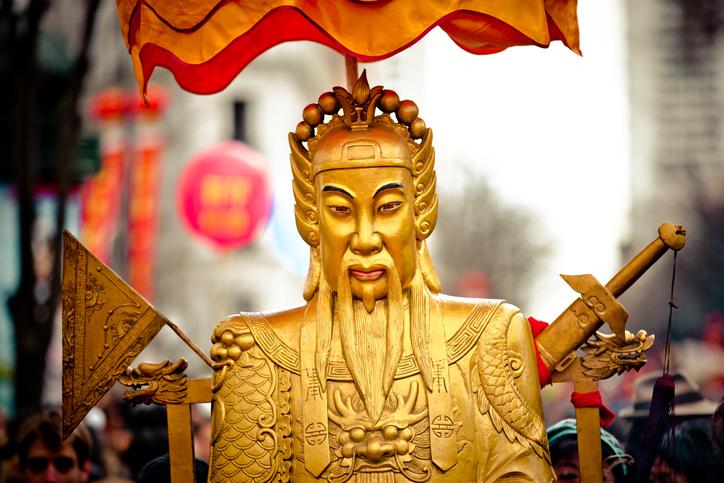 Quand Confucius nous aide