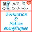 Quant-Qi Harmony Médecine Quantique Formations & Patchs énergétiques