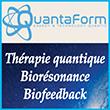 Appareils de biorésonance et biofeedback - Formation thérapie quantique - System Life/Quantascan - Rééquilibrage énergétique | Quantaform.com - Quantaform, spécialiste en thérapie quantique, biorésonance, biofeedback et en rééquilibrage énergétique bien-être, propose des formations en thérapie quantique et des appareils de biorésonance et biofeedback (System Life, Quantascan) - Ces appareils quantiques énergétiques sont adaptés au travail de nombreux thérapeutes : médecins, thérapeutes, infirmiers, vétérinaires, sportifs, praticiens de santé naturelle ,dentistes - Le centre de thérapie quantique Quantaform apporte, ainsi, une solution spécifique et personnalisés pour lutter contre les anomalies fonctionnelles et permettre de retrouver un état d'équilibre énergétique harmonisé.