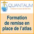 Quantaum Formation Rééquilibrage et remise en place de l'atlas