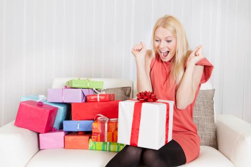 Saisir les cadeaux de l'existence