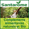 Santarome Compléments alimentaires naturels et Bio