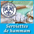 Fouta Serviette de Hammam