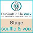 Stage Souffle Voix Méthode Wilfart - Benjamin Grenard - Lyon - Montpellier - Saint-Etienne