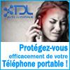 TDL Solutions Protections electromagnétique Téléphone portable