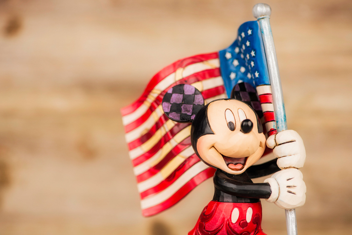Tous fans de Mickey !