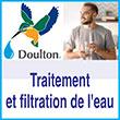 EauDoulton.com - Solutions de traitement et filtration de l'eau - Les filtres à eau Doulton® sont soigneusement conçus pour éliminer les contaminants, tout en protégeant les minéraux naturels et sains qui rendent votre eau agréable au goût. - Une eau saine, pleine de minéraux, pleine de goût.