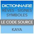 Ucm Kaya Dictionnaire Rêves, Signes & Symbôles