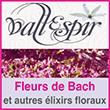 Vallespir Fleurs de Bach et élixirs Floraux