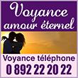 Voyance Amour Eternel Voyance par téléphone de QUALITÉ GRATUITE : amour, travail, finance 0892 22 20 22. Voyance Pure : la solution à vos interrogations.