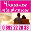 Voyance Retour Amour Voyance Gratuite au Téléphone. Votre avenir amoureux ou professionnel, ici et maintenant au 0892 22 20 33. Voyez enfin au-delà du temps.