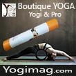 Yogimag - Matériel de Yoga, Shiatsu & Zen