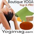 Yogimag - Matériel de Yoga, Shiatsu & Zen  accessoires yoga, tapis de yoga, coussin yoga | Yogimag.com