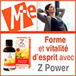 Z-Power Concentré Mint E. Complément alimentaire à base de Gingembre, de plantes, de Propolis et de Fleurs de Bach