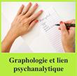 Graphologie et lien psychanalytique