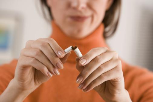 Cesser de fumer une cigarette par jour