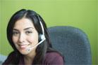femme-telephone-pub-espace-es-specialistes-bien-etre