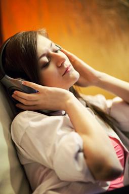 Se relaxer en musique