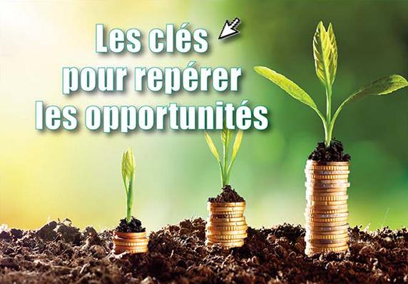 Les clés pour repérer les opportunités